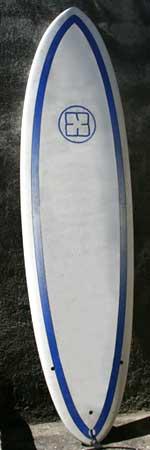 Blue 6'7