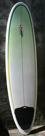 7'6 NSP Funboard