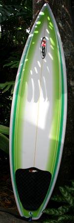 6'0 NSP Shortboard (epoxy)
