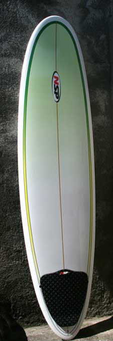 NSP Surfboard